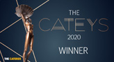 The Cateys 2020 Winner (Logo)